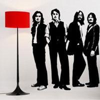 "Adesivo murale ""The Beatles"""