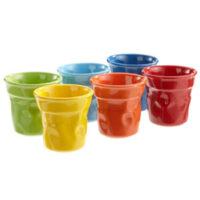 Bicchierini da caffè colorati Bialetti