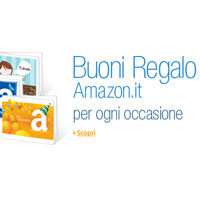 Buono Regalo Amazon.it