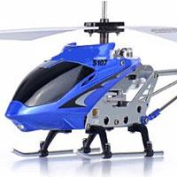 Elicottero infrarossi con controllo di stabilità giroscopica