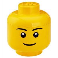 Lego - Scatola testa uomo L