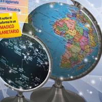 Mappamondo e Planetario 2 In 1 - Discovery