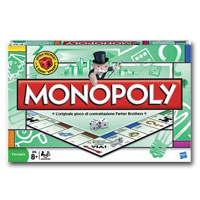 Monopoly (in italiano) - Hasbro