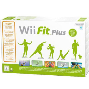 Nintendo Wii Fit Plus con Balance Board