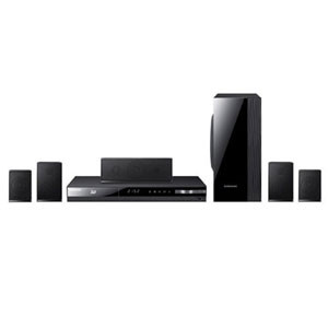 Sistema Home Cinema Audio Samsung