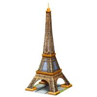 Tour Eiffel - Puzzle 3D Building - Ravensburger