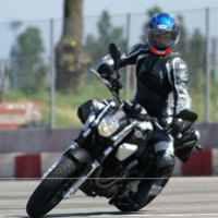 Corso di guida sicura in moto
