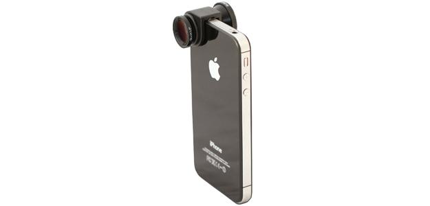 Obiettivo per smartphone - idea regalo per appassionati di fotografia