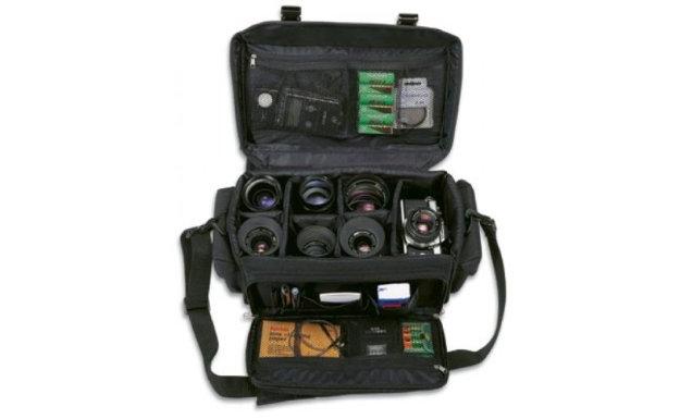 borsa attrezzatura fotografica per reflex - idea regalo per fotografi