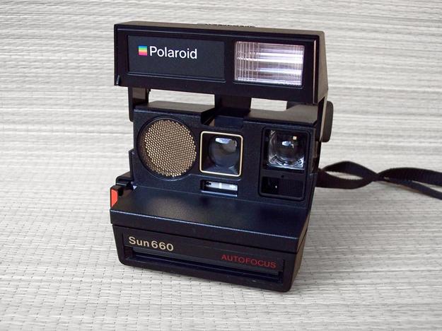 Fotocamera d'epoca - idea regalo per appassionati di fotografia