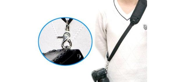 Tracolla per reflex - idea regalo per appassionati di fotografia