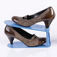 Set 6 supporti porta scarpe
