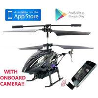 iHelicopter con telecamera