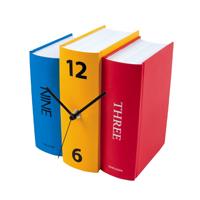 Orologio libro