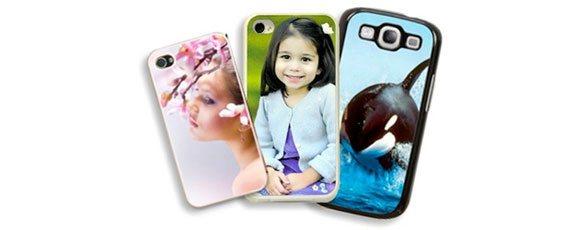 cover smartphone personalizzata come regalo di natale