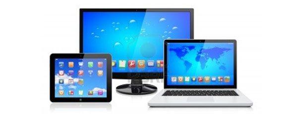Computer portatile, tablet o schermo