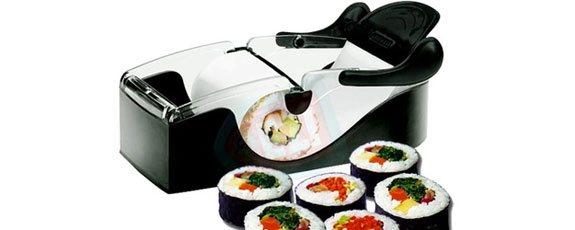 roll sushi idea natale