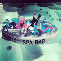 Bar gonfiabile per Spa e Piscine