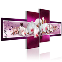 Idee regalo per trovare i regali perfetti senza impazzire for Quadri moderni orchidee