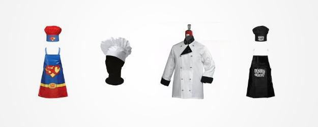 abbigliamento cucina