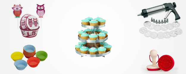 cupcakes, muffin e dolci