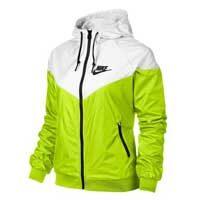 Giacca sportiva verde - Nike