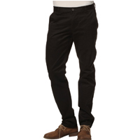 Pantaloni neri uomo ufficio