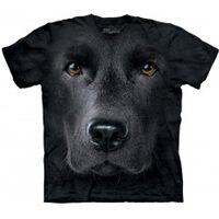T-shirt Labrador Black