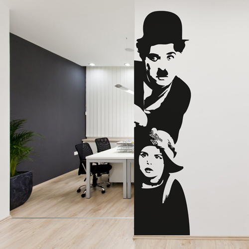 50 adesivi murali per la decorazione delle pareti di casa - Adesivi murali ikea ...