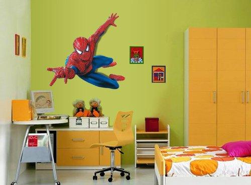 Adesivo murale di Spiderman
