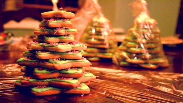 Albero di Natale dolce 2