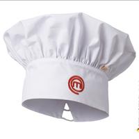 Cappello Chef originale Masterchef Italia