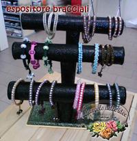 Espositore braccialetti