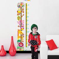 Metro da parete adesivo per bimbi