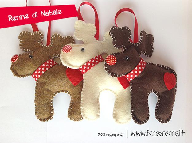 Assez Addobbi natalizi e decorazioni natalizie fai da te: 75+ idee ME24