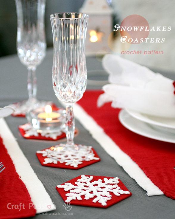 Addobbi natalizi e decorazioni natalizie fai da te 75 idee - Tavola di natale fai da te ...