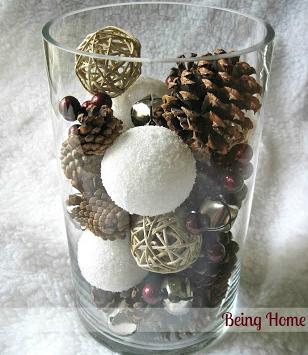 Addobbi natalizi e decorazioni natalizie fai da te 75 idee - Portacandele natalizi fai da te ...