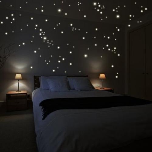 adesivo murale cielo stellato
