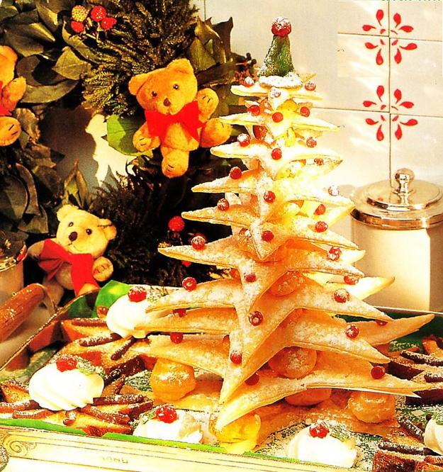 Albero di Natale dolce