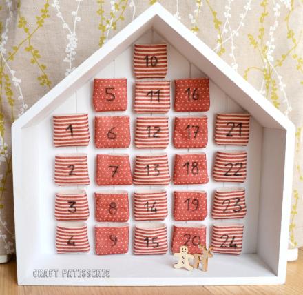 Calendario avvento Casetta