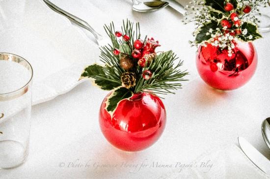 Decorare Tavola Natale Fai Da Te : Addobbi natalizi e decorazioni natalizie fai da te idee