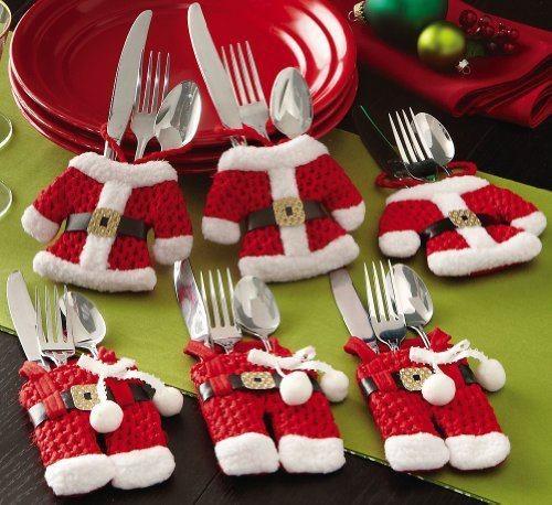 addobbi natalizi e decorazioni natalizie fai da te: 75+ idee - Decorazioni Natalizie Tavola