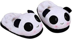 Pantofole inverno donna Panda