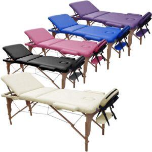 Lettino massaggi portatile