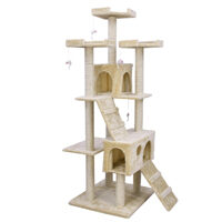 Casa tiragraffi per gatti