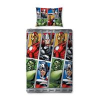Completo letto Marvel Avengers