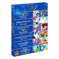 Disney Fiabe Cofanetto (6 Dvd)