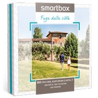 Fuga dalla città - Smartbox