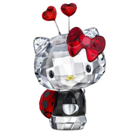 Hello Kitty Ladybug - Swarovski