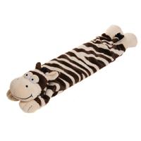 Peluche termico Zebra da collo